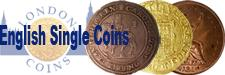 Sell your English Coins