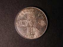 London Coins : A122 : Lot 1554 : Florin 1913 ESC 932 Lustrous A/UNC with some light contact marks