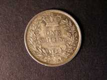 London Coins : A122 : Lot 1788 : Shilling 1845 ESC 1292 UNC/AU nicely toned with only slight cabinet friction