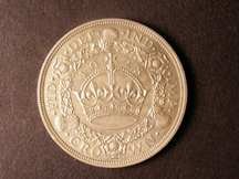 London Coins : A124 : Lot 2031 : Crown 1928 gEF