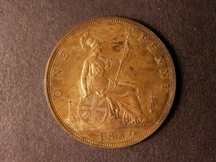 London Coins : A124 : Lot 767 : Penny 1889 Bronze Proof Freeman 129 dies 13+N nFDC toned