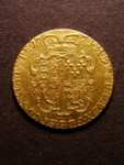 London Coins : A125 : Lot 1012 : Guinea 1774 S.3728 GVF/VF