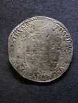 London Coins : A125 : Lot 768 : Shilling Philip and Mary Undated with mark of value S.2498 NVF with some evidence of smoothing in th...