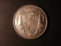 London Coins : A126 : Lot 1180 : Halfcrown 1836 ESC 666 GVF/EF the obverse bright and with some hairlines