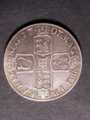 London Coins : A129 : Lot 1157 : Crown 1707E ESC 103 Fine the reverse better