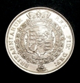 London Coins : A129 : Lot 1432 : Halfcrown 1816 ESC 613 GEF