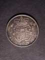 London Coins : A129 : Lot 1444 : Halfcrown 1820 George IV ESC 628 NEF and nicely toned