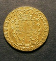 London Coins : A130 : Lot 1266 : Half Guinea 1766 S.3732 GVF and pleasing