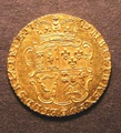 London Coins : A130 : Lot 1267 : Half Guinea 1775 S.3734 Fourth Bust EF and with much eye appeal