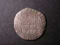London Coins : A131 : Lot 1038 : Shilling James I Second Coinage S.2655 Fourth Bust mintmark Coronet Good Fine