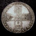 London Coins : A131 : Lot 1097 : Crown 1700 DVODECIMO ESC 97 GVF/NEF with some light surface marks