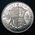 London Coins : A131 : Lot 1501 : Halfcrown 1927 Proof ESC 776 nFDC with a tiny spot by the 2 of the date