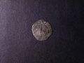 London Coins : A131 : Lot 985 : Halfgroat Elizabeth I Sixth Issue mintmark Bell 1582-1583 Two pellets behind bust S.2579 VF