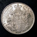 London Coins : A132 : Lot 1025 : Halfcrown 1829 ESC 649 Lustrous GEF/AU