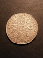 London Coins : A132 : Lot 1180 : Shilling 1741 Roses ESC 1202 GVF/NEF