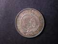 London Coins : A132 : Lot 764 : Sarawak 50 Cents 1900H KM#11 NEF toned with some contact marks