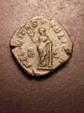 London Coins : A133 : Lot 103 : Sestertius Julia Mamaea Obverse draped bust right Reverse Felicitas leaning on a column holding cadu...