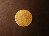 London Coins : A133 : Lot 486 : Half Sovereign 1825 Marsh 406 VG
