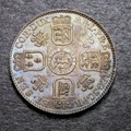 London Coins : A134 : Lot 1566 : Sixpence 1799 Ayrshire Davis 14 Prooflike UNC and attractively toned with a few minor contact marks ...