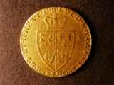 London Coins : A134 : Lot 2006 : Guinea 1790 S.3729 VG Ex-Jewellery