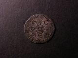 London Coins : A134 : Lot 2362 : Sixpence 1739 Roses ESC 1612 VF with grey tone