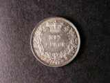 London Coins : A134 : Lot 2384 : Sixpence 1877 No Die Number ESC 1732 EF/NEF the obverse with attractive toning
