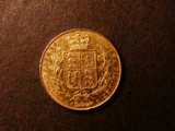 London Coins : A134 : Lot 2417 : Sovereign 1842 unbarred A's in GRATIA VF listed in Spink as 'Extremely Rare' with no pri...