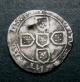 London Coins : A136 : Lot 1033 : Portugal Chinfrao (Half Real Grosso) Alfonso V 1438-1481 Obverse Crowned letter A between two annule...