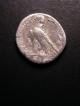 London Coins : A136 : Lot 1608 : Ar tetradrachm. Ptolemy VI. C, 180-145 BC. Arados mint. Year 91. Rev; Eagle standing left on...