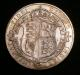 London Coins : A136 : Lot 1818 : Crown Edward VIII Retro Pattern Fantasy 1937 by INA Ltd Proof in .925 silver with a milled edge. Obv...