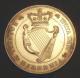London Coins : A136 : Lot 986 : Ireland Crown Edward VIII Retro Pattern Fantasy 1937 by INA Ltd Proof in .925 silver with a milled e...