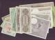 London Coins : A137 : Lot 244 : Post war credit notes (4) dated 1941-42, 1942-43, 1944-45 & 1945-46 plus assorted WW2 wo...