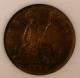 London Coins : A137 : Lot 401 : Penny 1885 NGC MS63 BN