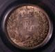 London Coins : A137 : Lot 405 : Shilling 1872 PCGS MS64