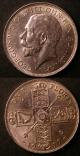 London Coins : A138 : Lot 2135 : Florins (2) 1906 GVF, 1917 GEF