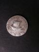 London Coins : A139 : Lot 1300 : Halfpenny 18th Century Hampshire Newport (Isle of Wight) as DH46 presumed silvered weighing 11.65 gr...