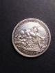 London Coins : A139 : Lot 1334 : Battle of Copenhagen 1801 38mm diameter in silver by Loos Sommer A 81, Bergsoe 32 ,Obverse&#...