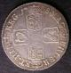 London Coins : A140 : Lot 2158 : Shilling 1708 Second Bust E* below, ESC 1145 Good Fine/Fine with scratches on the bust