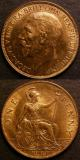 London Coins : A141 : Lot 1912 : Pennies (2) 1927 Freeman 197 dies 4+C, 1951 Freeman 242 dies 3+C both UNC or very near so with g...