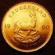 London Coins : A141 : Lot 872 : South Africa Krugerrand 1980 KM#73 CGS 85