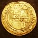 London Coins : A142 : Lot 1797 : Britain Crown (Gold) James I Second Coinage Third Bust S.2625 North 2091 mintmark Tower, Fine or...