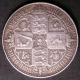 London Coins : A142 : Lot 2027 : Crown 1847 Gothic UNDECIMO ESC 288 Fine