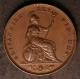 London Coins : A142 : Lot 2118 : Farthing 1826 Bronzed Proof Peck 1440 nFDC with some small contact marks and rim nicks