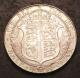 London Coins : A142 : Lot 2423 : Halfcrown 1906 ESC 751 UNC with some light contact marks on the obverse, the reverse attractivel...