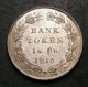 London Coins : A142 : Lot 2577 : One Shilling and Sixpence Bank Token 1815 ESC 978 Choice UNC and lustrous, formerly in an NGC ho...