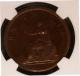 London Coins : A142 : Lot 599 : Penny 1806 Bronzed Proof Peck 1328 KP32 NGC PF64 BN