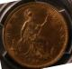 London Coins : A142 : Lot 618 : Penny 1874H Freeman 73 dies 7+H PCGS MS63 RB