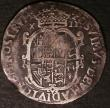 London Coins : A143 : Lot 1527 : Shilling Philip and Mary undated with mark of value, Full titles S.2499 Fine or near so, toned with ...