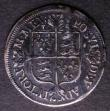 London Coins : A143 : Lot 1535 : Sixpence Elizabeth I Milled Coinage, 1568 Small Bust S.2599 mintmark Lis, NVF creased