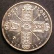 London Coins : A143 : Lot 1796 : Florin 1911 Proof ESC 930 nFDC with a couple of small tone spots